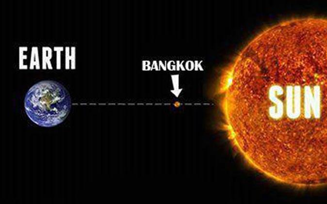bangkok hot