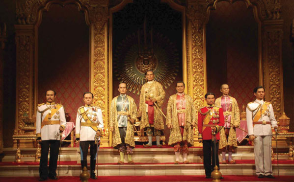 chakri dyansty chakri day thailand