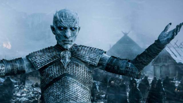 night king whitewalker game of thrones
