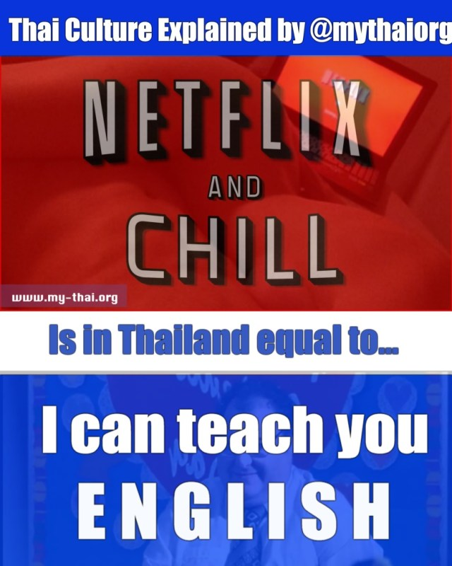 netflix and chill thailand