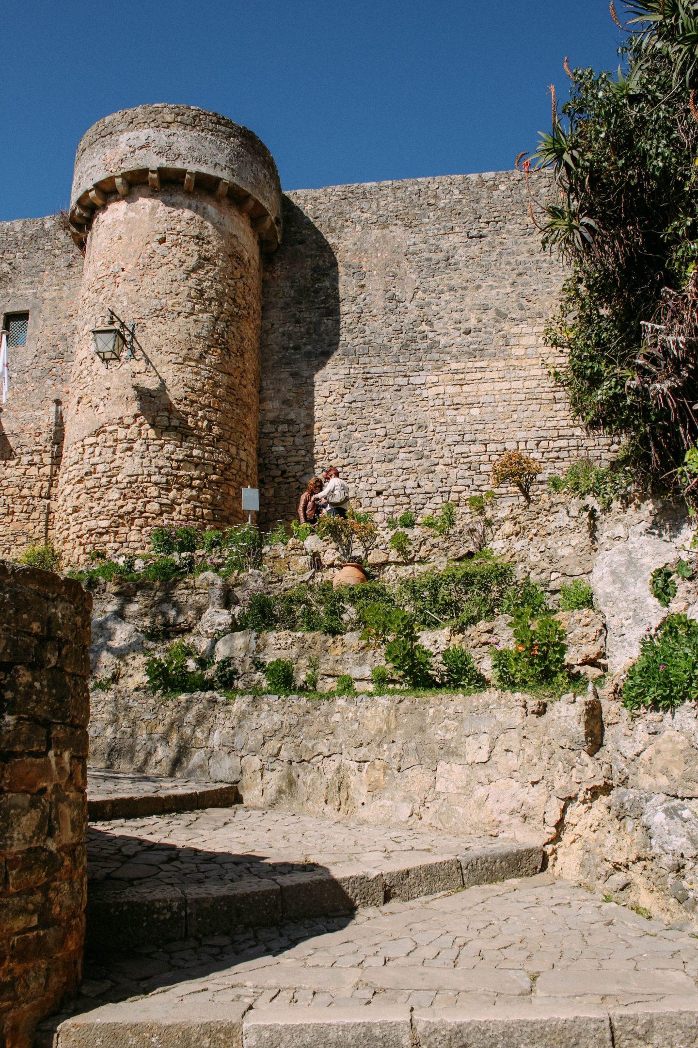 Descobre as Muralhas do Castelo de Óbidos