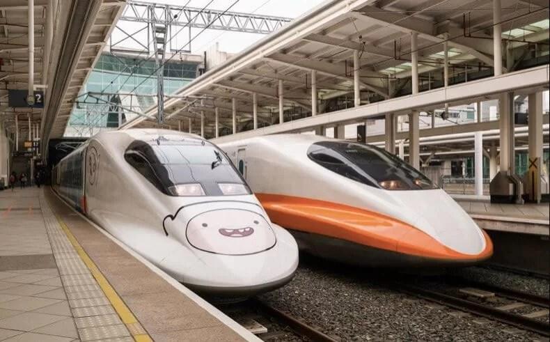 台湾新幹線(台湾高速鉄道)