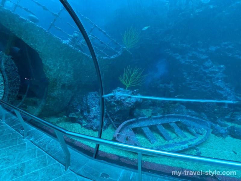 珊瑚王国館