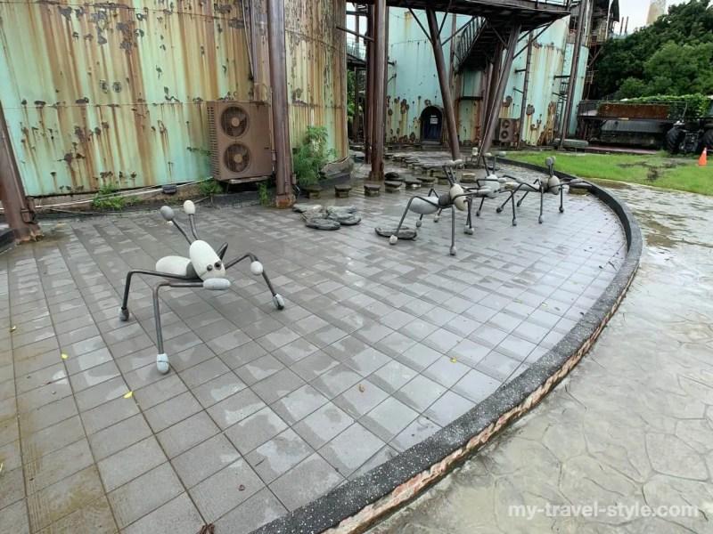 台南芸術文化村 十鼓仁糖文創園区