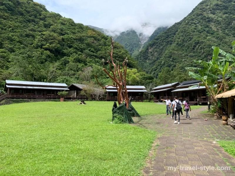 山月村の宿泊施設