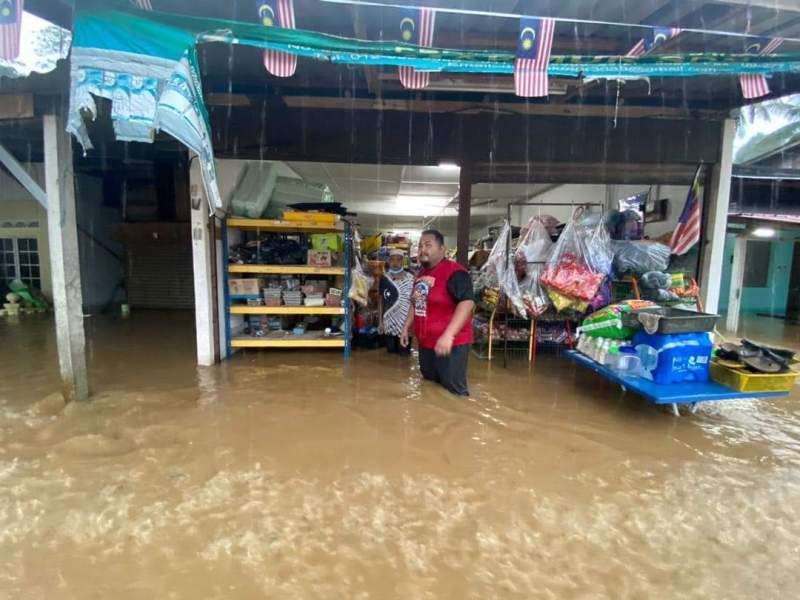 Banjir Raub