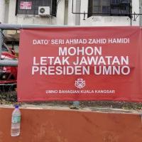 Kenapa takut dengan Zahid Hamidi?