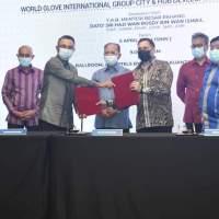 Pelaburan Bernilai Billion Di Pahang - Wan Rosdy