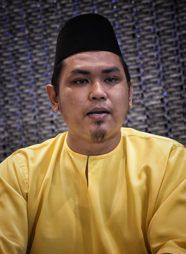 Ketua Pergerakan WIRA PUTRA MALAYSIA