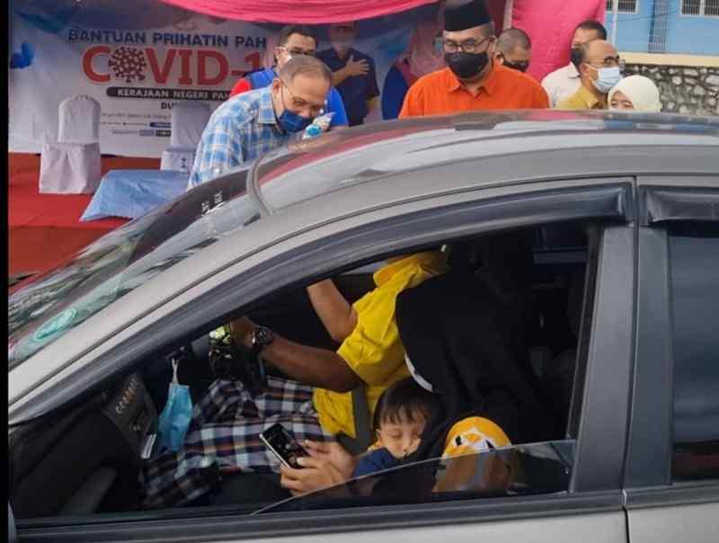 Bantuan Prihatin Pahang