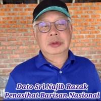 """""""Zaman BN adalah zaman terbaik kepada rakyat"""" - Najib Razak"""