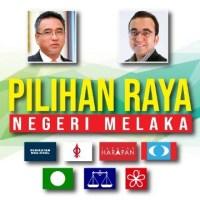 PRN Melaka ; Pengkalan Batu, Telok Mas & Bukit Baru akan jadi milik BN