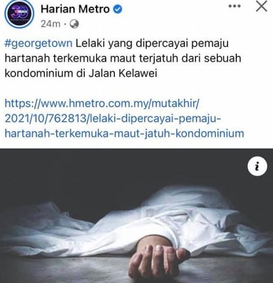 Laporan Metro