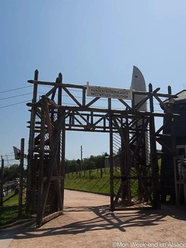 Former concentration camp Natzweiler Struthof - Visit Alsace