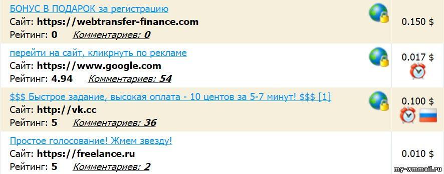beruházások nélküli pénzkeresési projektek az interneten)