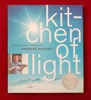 PHOTO: Book cover of Kitchen of Light.