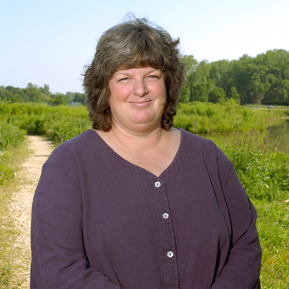Kay Havens studies rare plant conservation, restoration, pollination and plant responses to climate change.