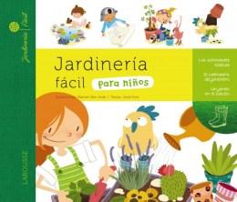 Bookcover: Jardineria Facil para Ninos.