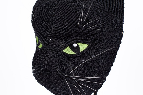 "PHOTO: ""Whiskers"" mask."