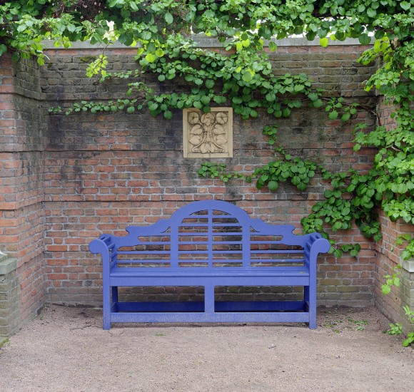 PHOTO: English Walled Garden.