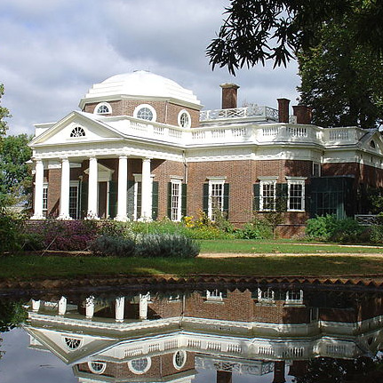 On Monticello, Thomas Jefferson, and Sharing