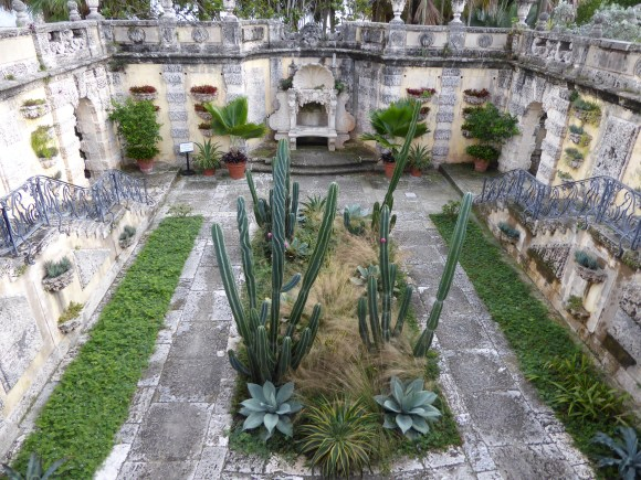 PHOTO: Vizcaya Museum and Gardens.
