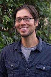 Michael Jesiolowski, senior horticulturist, Entrance Gardens