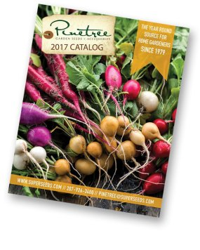 Pinetree Garden Seeds catalog