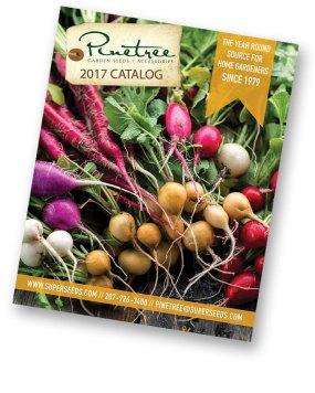 Pinetree Garden Seeds catalog