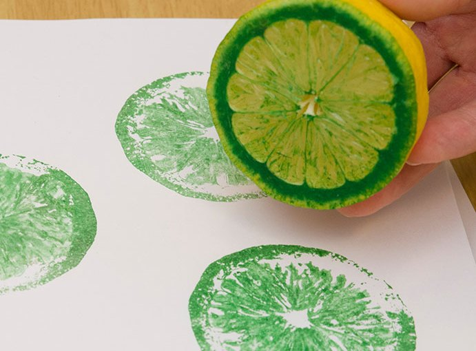 Fruit and Veggie Prints