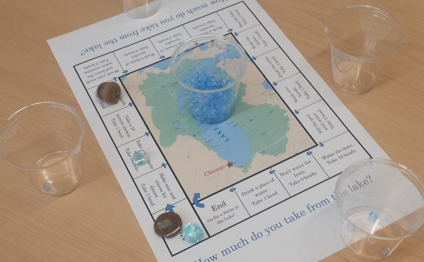 Play a game to learn about water conservation