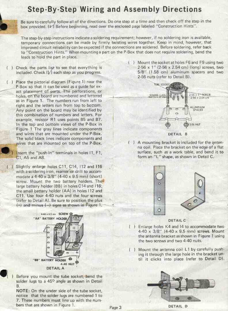 P-Box Kits Page