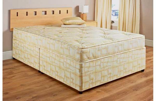 Double Divan Bed Amp Mattress 4ft6 Free Uk