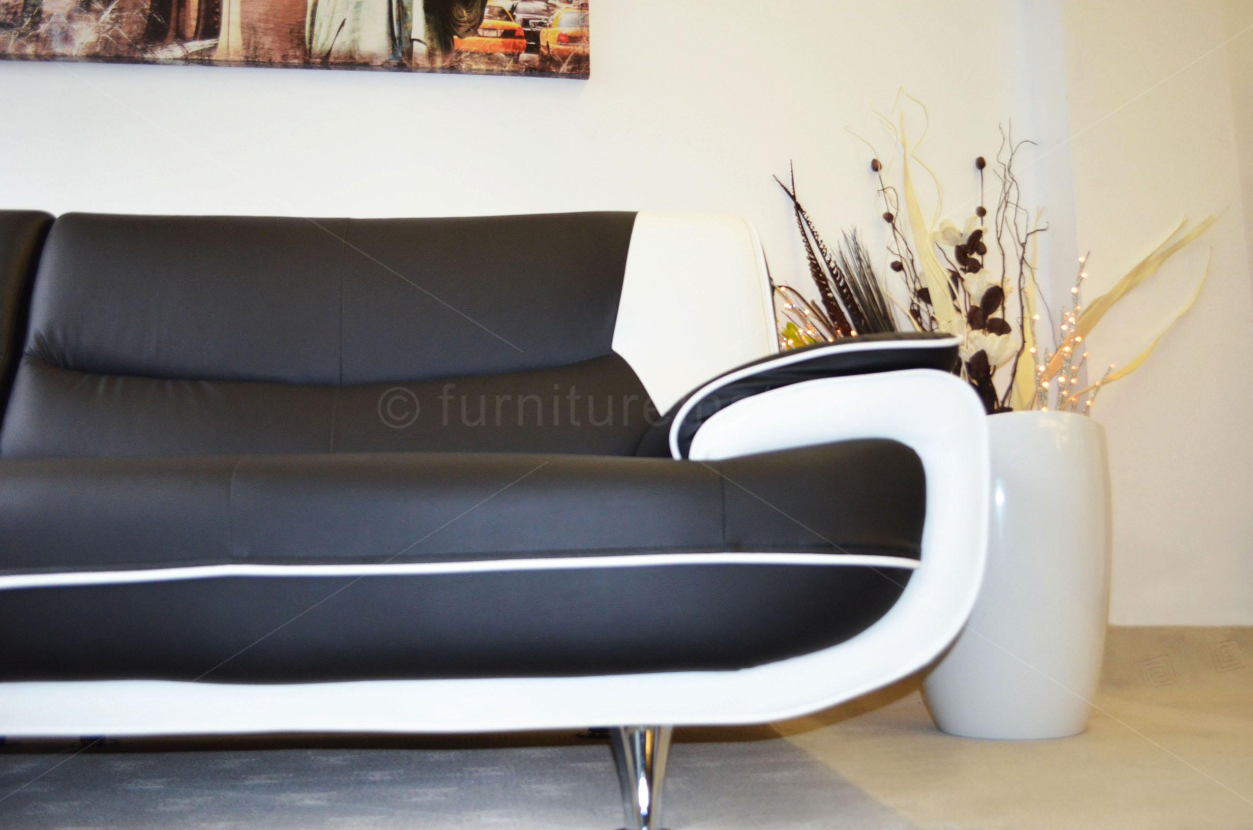 black and white leather sofas for sale most durable upholstery fabric sofa faux corner passero setttee
