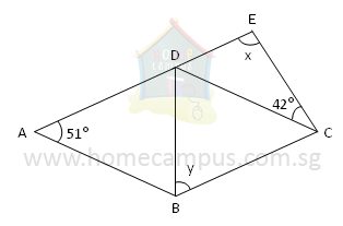 Geometry: Finding Unknown Angles (Advanced Problems