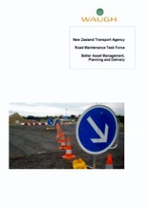 road infrastructure asset management