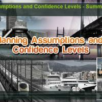 Planning Assumptions and Confidence Levels - Summary Series