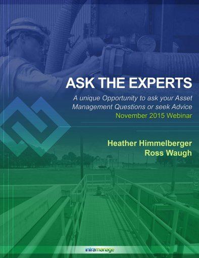 infrastructure asset management experts