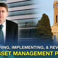 Preparing, Implementing, and Reviewing Asset Management Plans