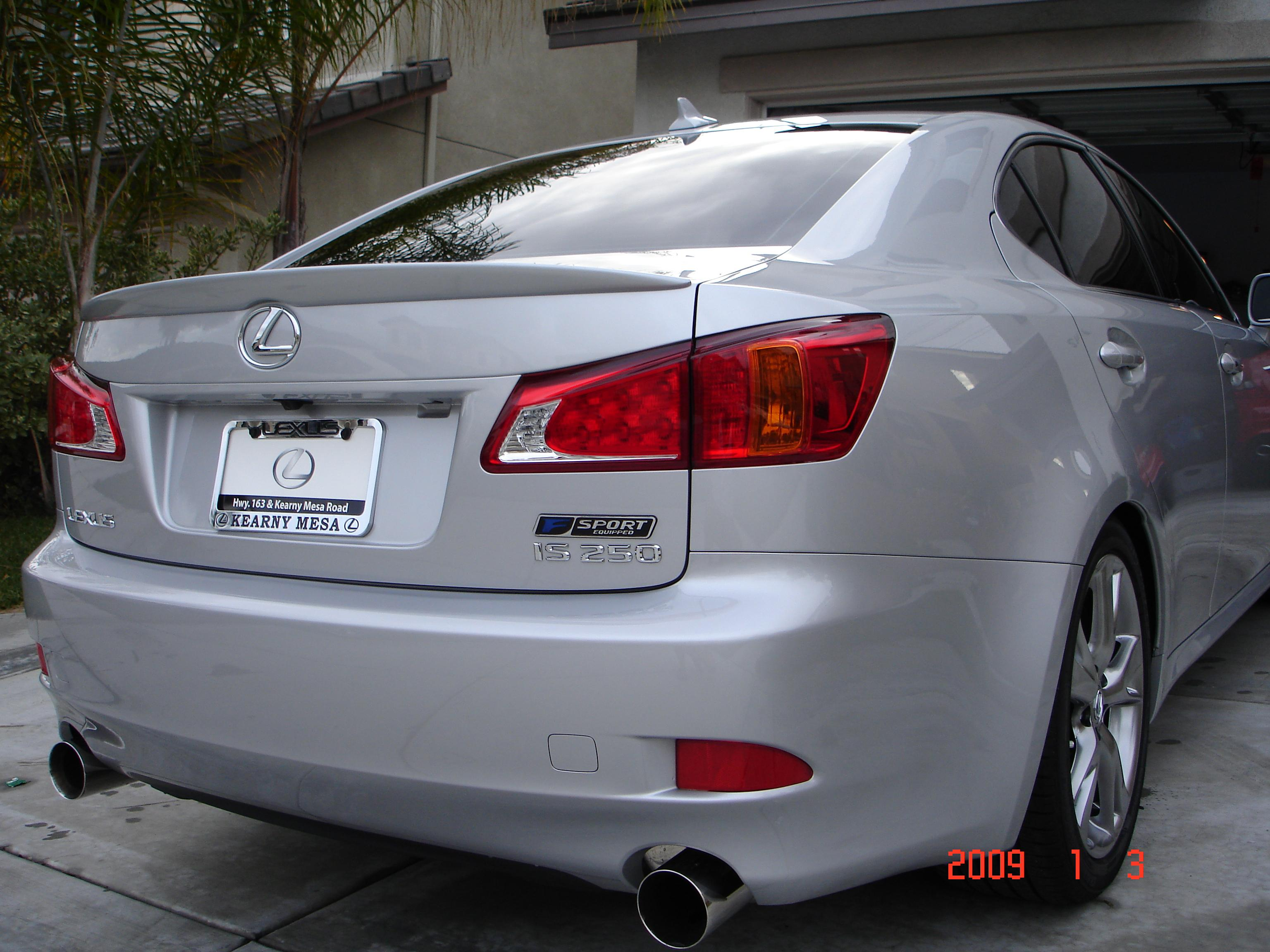F Sport Badge Lexus IS Forum