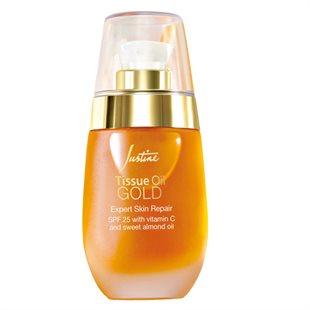 Tissue Oil Gold SPF 25 – 50ml