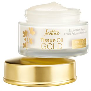 Tissue Oil Gold Facial Rejuvenation Cream