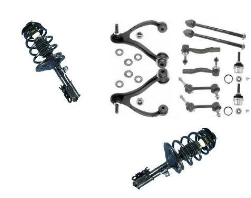 Fits 03-11 Crown Victoria Coil Spring Struts Control Arms