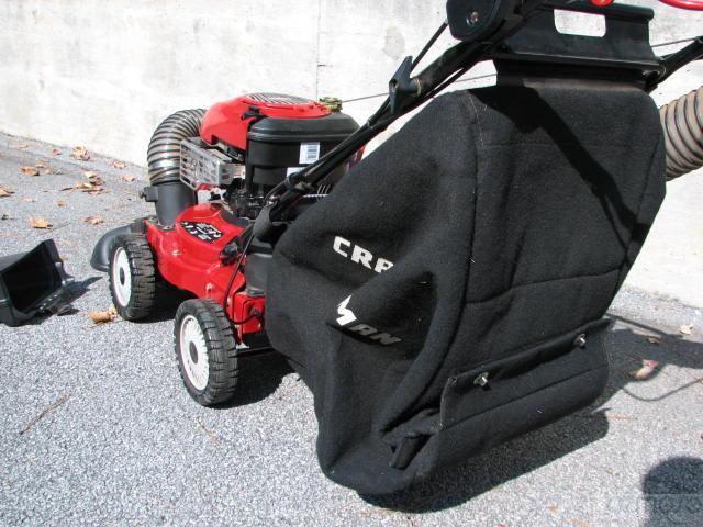 Leaf Shredder Attachment Lawn Mower