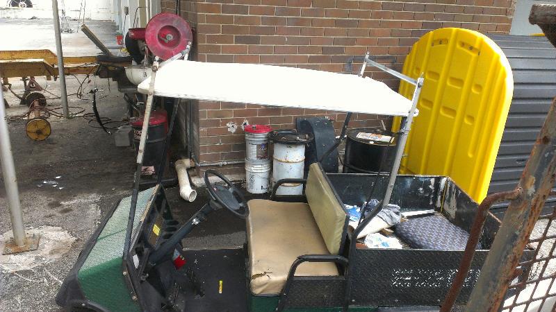 Wiring Diagram For 1996 Ez Go Golf Cart