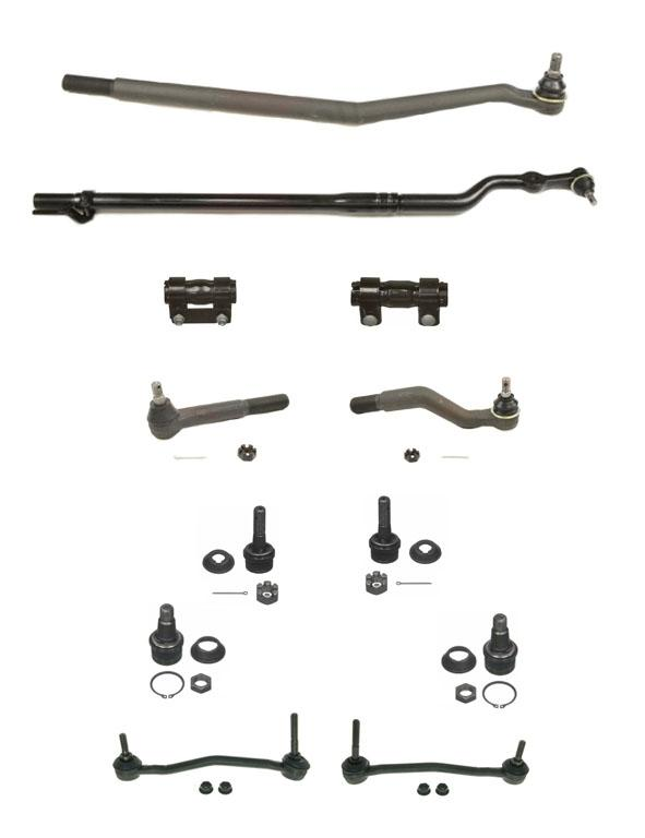 Excursion F350 F250 4x4 Super Drag Link Tie Rod Sleeve