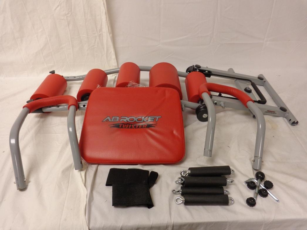 chair gym exercise system with twister seat covers for sale adelaide ab rocket deals on 1001 blocks