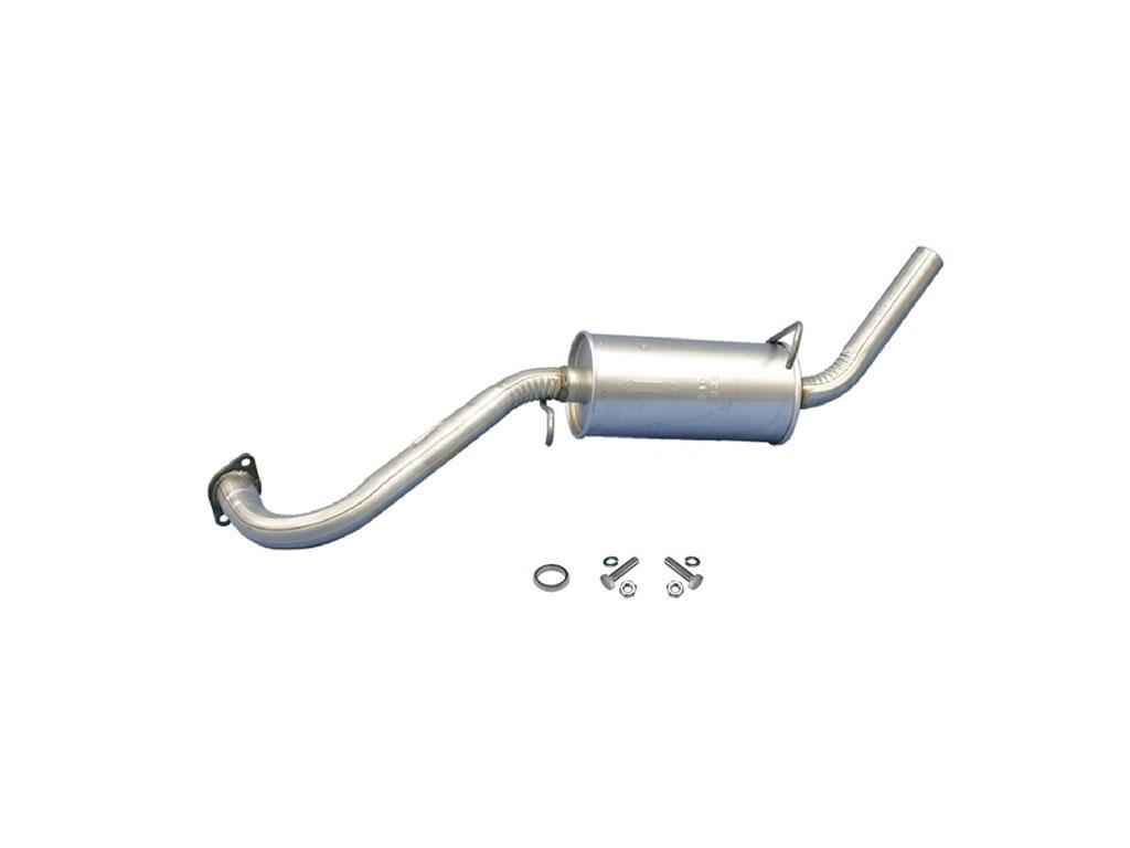 1996-2001 Pathfinder QX4 Rear Exhaust Muffler With Gasket
