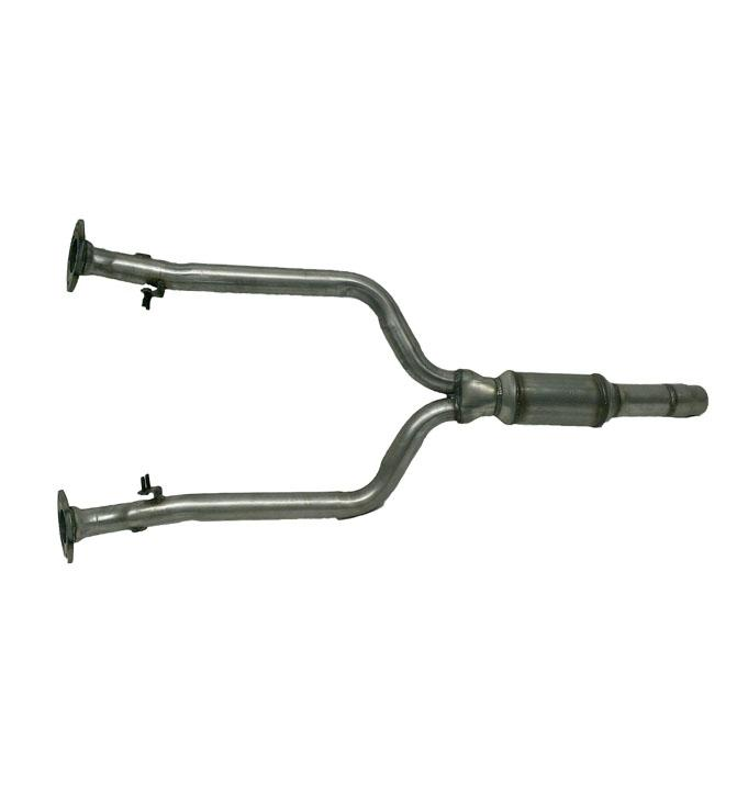 01-06 LS430 Rear Y Pipe With Main Catalytic Converter