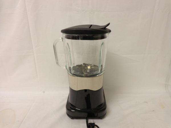 Oster Dgb00 Chrome Metal Drive Glass 7 Cups Blender